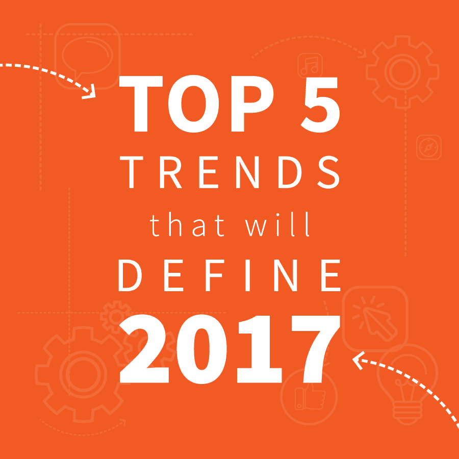 2017 marketing trends