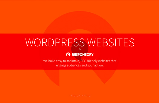Wordpress Websites by Responsory